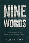 Nine Words by Allen Hunt