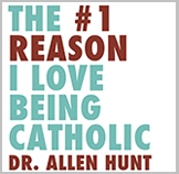 The #1 Reason I Love Being Catholic (CD)