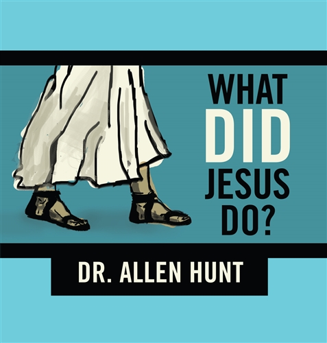 What Did Jesus Do? (CD)