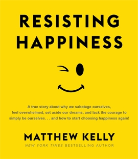 Resisting Happiness Audiobook