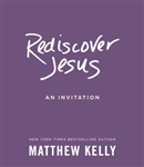 Rediscover Jesus audio book by Matthew Kelly