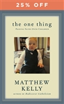 The One Thing Hardcover by Matthew Kelly